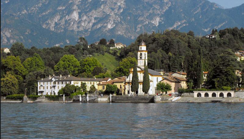 Bellagio basilica